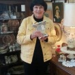 Bobbie Stewart owns and manages Olde Central Antique Mall, and she has an antique booth there as well!