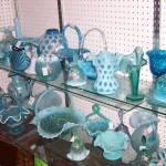 Large Fenton Collection