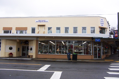 Olde Central is on 801 Bay Street in downtown Port Orchard.